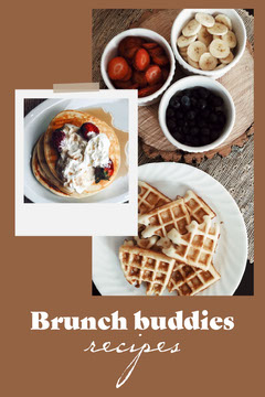Brown Brunch Buddies Recipes Pinterest  Brunch