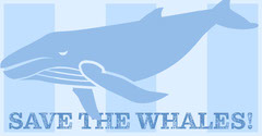 Save the Whales! Fish