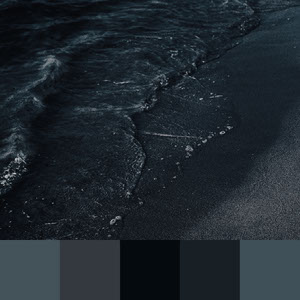 Color Palettes | Moody 4 101 Brilliant Color Combos
