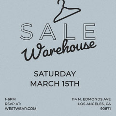 warehouse house sale Instagram post House For Sale Flyer