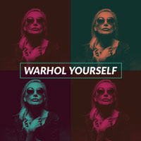Warhol Yourself principali siti di social media