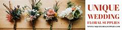 Unique Wedding Floral Supplies Flowers
