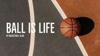 Court Ball Is life Blog Banner Basketball