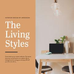 The<BR>Living<BR>Styles Designer