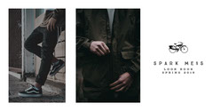 Black and White Fashion Shop Advertisement Instagram Flyer