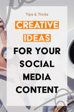 Orange Flatlay Creative Ideas For Social Media Content Pinterest Social Media Flyer
