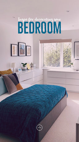 Bedroom Inspiration Interior Design Instagram Story