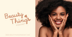 brown cream beauty things podcast facebook  Beauty Salon