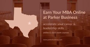 mba program LinkedIn banner ad Ads Banner