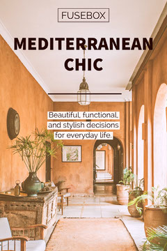 Warm Earthy Tones Mediterranean Chic Interior Design Pinterest Graphic Interior Design