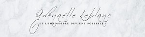 White Marble The Impossible is Now Quote LinkedIn Banner  Affiche de motivation