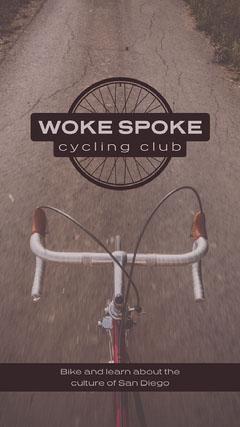 WOKE SPOKE Bike