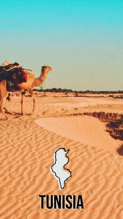 Tunisia Snapchat  Desert