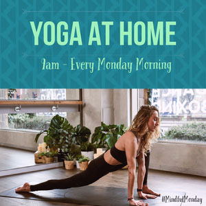 Yoga at home - Instagram Post Yoga Posters