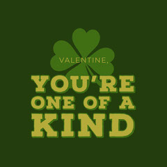 You're one of a kind<BR> Love
