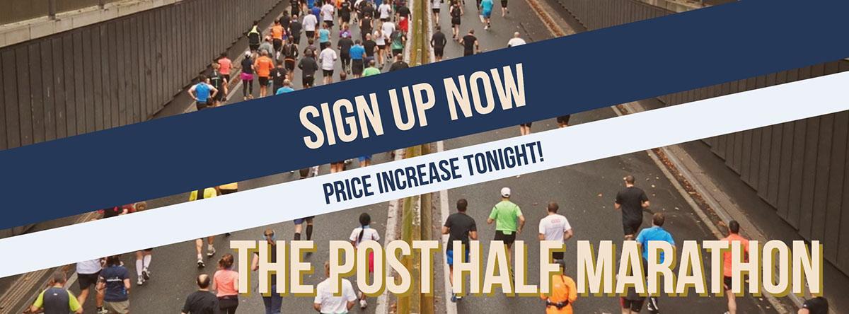 The Post Half Marathon