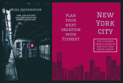 Claret and Black New York City Brochure Vacation
