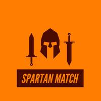 SPARTAN MATCH logos para juegos