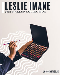 Leslie - Imane Makeup Collection IG Portrait Makeup