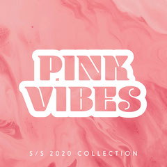 pink vibes spring summer collection Instagram square New Collection