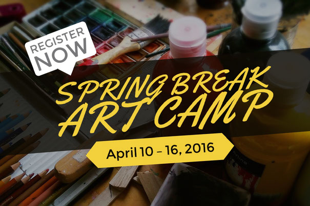 GG Example project: spring break art camp