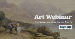 Painting and Art Online Seminar Facebook Post Art