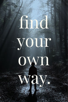 find your own way poster Pride