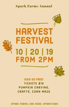 Harvest Festival Autumn
