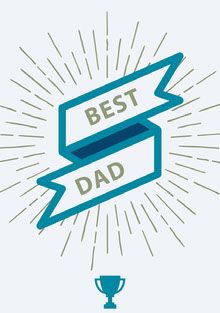 ! Father's Day Card