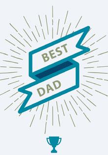 ! Tarjetas para el Día del Padre