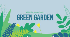 Green Garden Advertisement Flyer