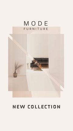 mode furniture Instagram story  Furniture Sale
