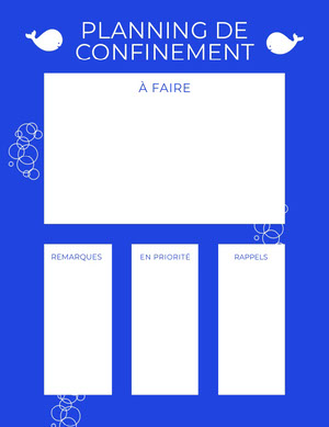 Planner Planning