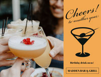 Cheers! Small Business