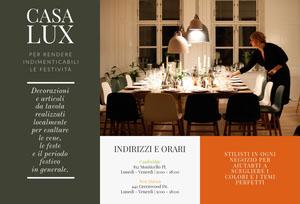 CASA LUX Brochure