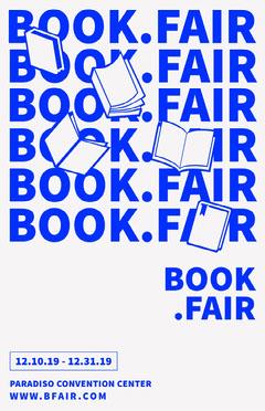Book Fair Poster Fairs