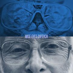 Blue and Grey Toned Glasses Meme Instagram Story  Jokes