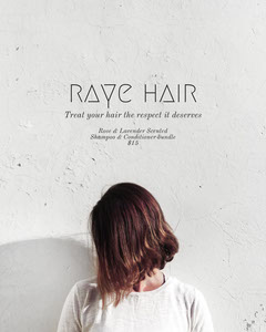 White Wall Minimalistic Woman Photo Hair Care Product Instagram Portrait Ad Hair Salon