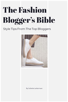 The Fashion Blogger's Bible Couverture de livre