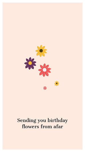 birthday instagram story Happy Birthday Card Ideas
