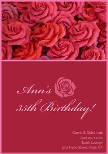Ann's <BR>35th Birthday!