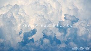 head in clouds desktop wallpapers  Desktop-Hintergrundbilder