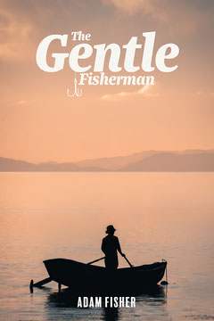 The Gentle Fisherman Book Cover Lake