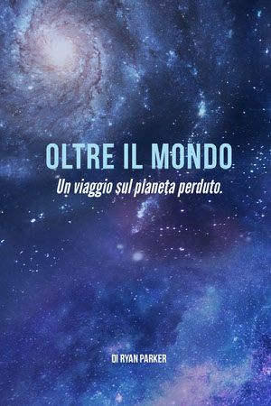 space fantasy book covers Copertina libro