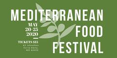 Green and White Food Festival Eventbrite Festival