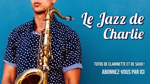 Blue Jazz Tutorials Youtube Channel Art  Miniature YouTube