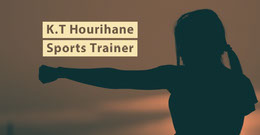 K.T Hourihane<BR>Sports Trainer LinkedIn-banneri