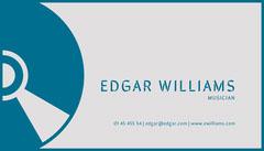 EDGAR WILLIAMS Music