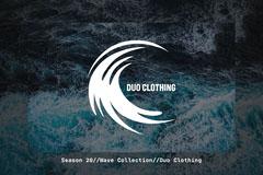 Ocean Duo Clothing Packaging Landscape Ocean