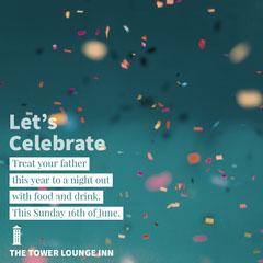 Let's Celebrate Celebration